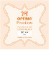 String set Protos for electric upright bass