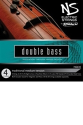 NS610 TRADITIONAL STRING SET FOR ELECTRIC DOUBLE BASS
