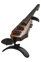 Electric Viola NS Design NXT4a Satin Sunburst