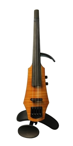 Electric Violin NS Design WAV 4 Amberburst