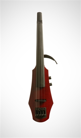 Electric Violin NS Design WAV 4 Trans Red