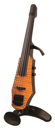 Electric Violin NS Design WAV 5 Amberburst