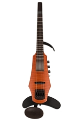 Electric Violin NS Design CR 4 Amber Fretted