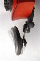CHINREST ADJUSTABLE FOR NS DESIGN VIOLIN