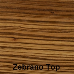 Electric Double Bass NS Design CR 4 Zebrano
