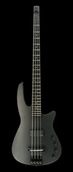 Electric Bass Guitar WAV4 Radius Matte Black