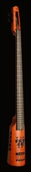Elettrico Omni Bass NS Design CR5 Amber Fretted