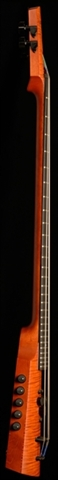 Electric Omni Bass NS Design CR4 Amber Fretted