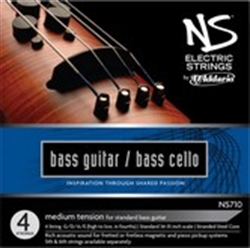 NS710 STRING SET FOR ELECTRIC OMNI BASS