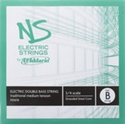 NS616 TRADITIONAL LOW B STRING FOR ELECTRIC DOUBLE BASS