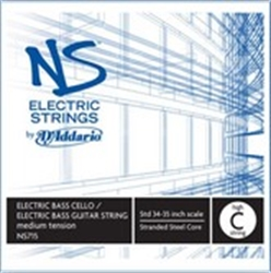 NS715 HIGH C STRING FOR ELECTRIC OMNI BASS