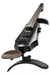Obrázek pro výrobce Elektrické housle NS Design NXT4a Satin Black Fretted