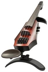 Obrázek pro výrobce Elektrické housle NS Design NXT4a Satin Sunburst Fretted