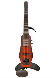 Obrázek pro výrobce Elektrické housle NS Design NXT5a Satin Sunburst Fretted