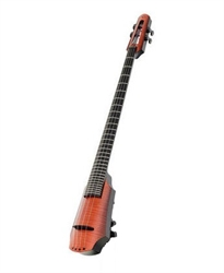 Violoncello eléctrico NS Design NXT4a Cello Satin Black con trastes