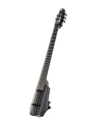 Violoncello eléctrico NS Design NXT5a Cello Satin Black con trastes