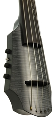 Electric Cello NS Design CR 5 Cello Slate Grey Finish