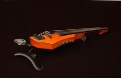 Viola eléctrica NS Design CR 4 Ámbar