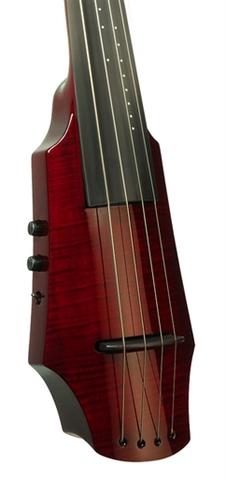 Electric Cello NS Design WAV4c Transparent Red (Coform)
