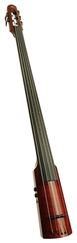 Electric Double Bass NS Design WAV5c Amber Burst (Coform)